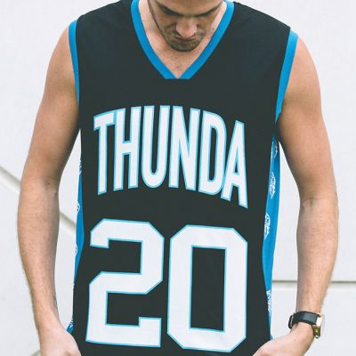 B-Ball Jersey (Blue/Black)
