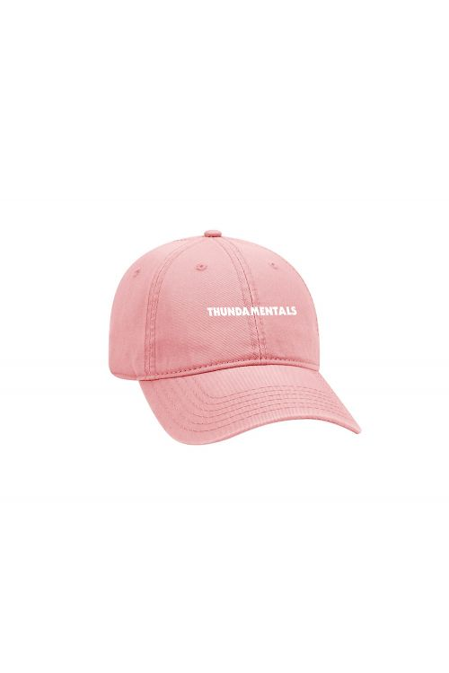 Pink Cap by Thundamentals