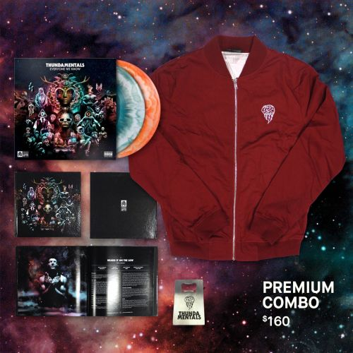 Premium Combo Pack by Thundamentals