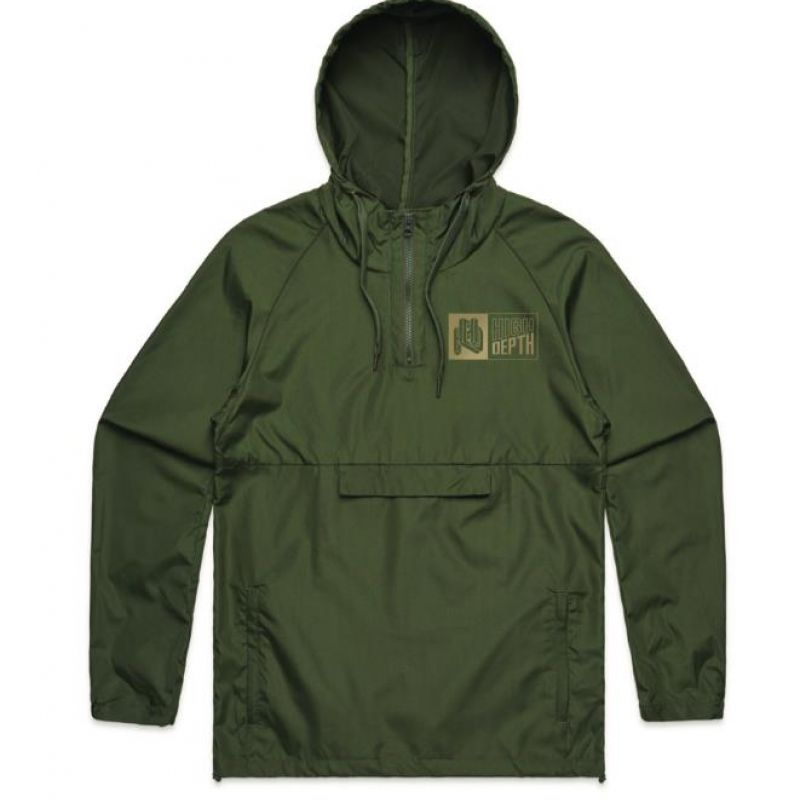HIGH DEPTH WINDBREAKER