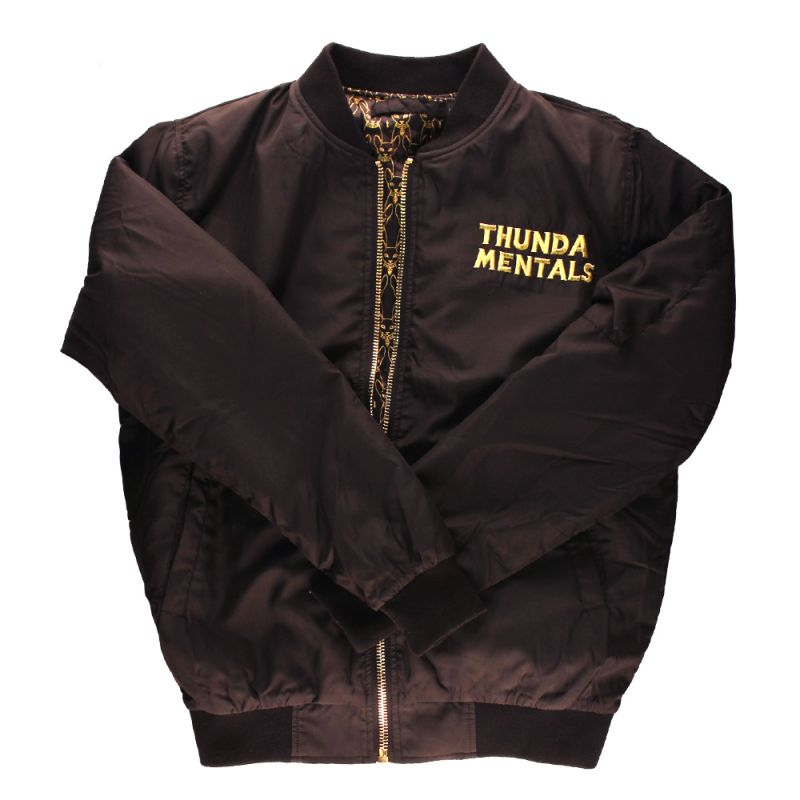 """Decade of the Thundakat"" 10th Anniversary tour jacket"