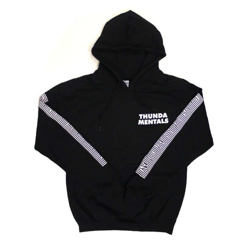 Brainstorm Black Hoody